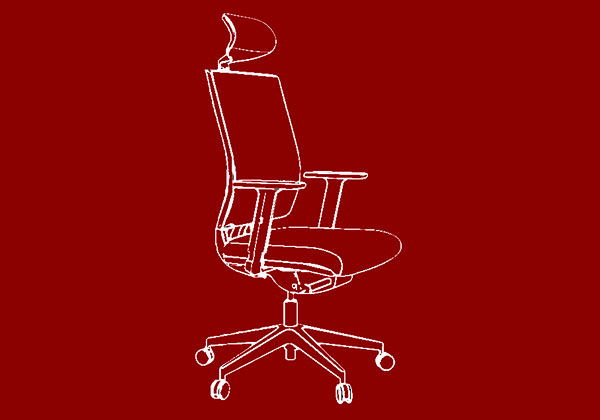 Office Chairs Tecknic